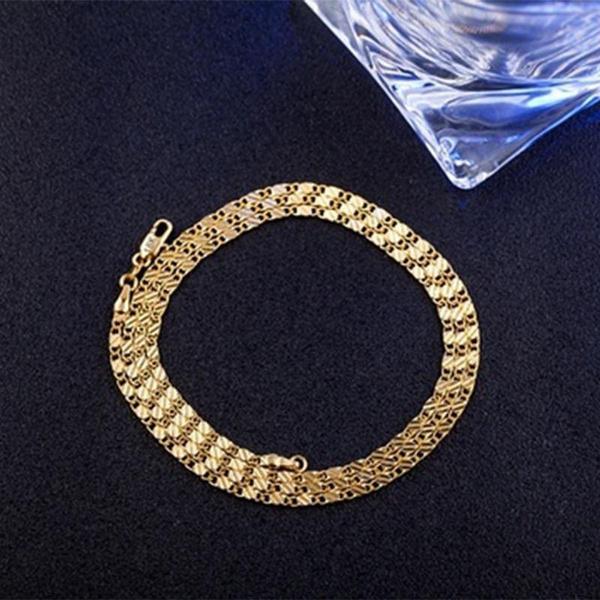 luxuryweddingnecklace, Wedding, Chain Necklace, Jewelry
