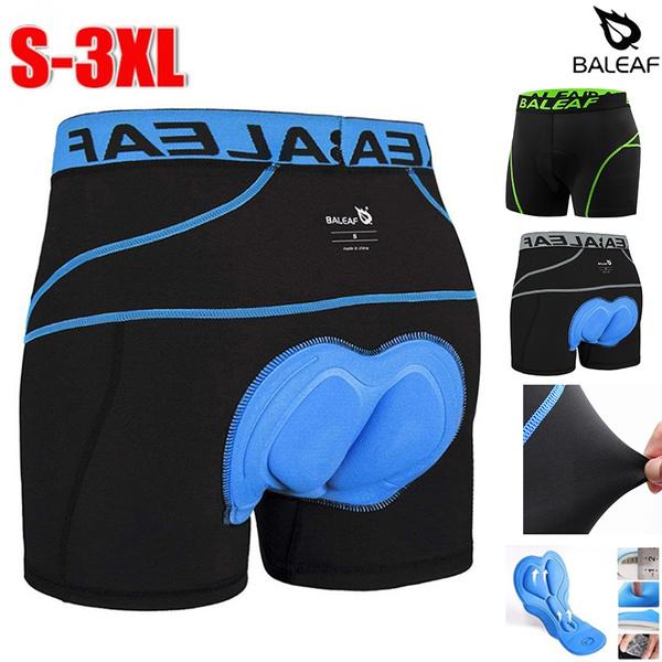 padded, baleaf, 3dgelpad, Shorts