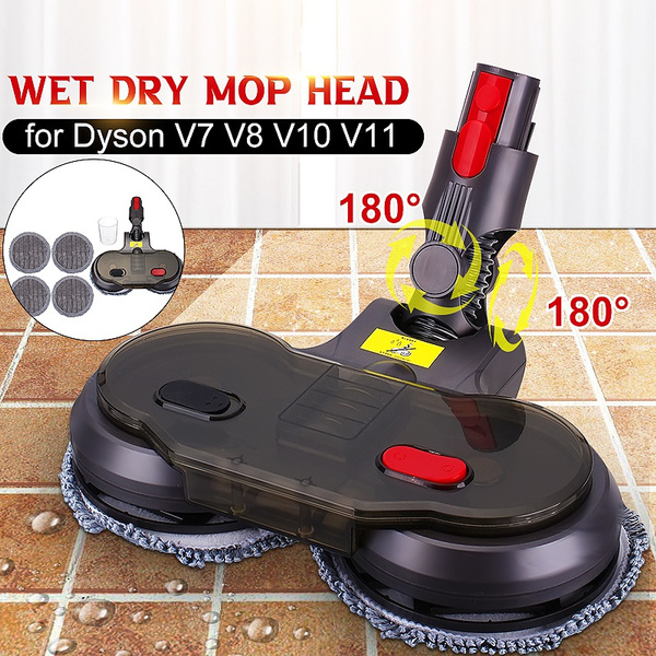 headmop, Head, headreplacement, electricmop