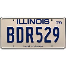 Blues, Plates, bdr529, stamped