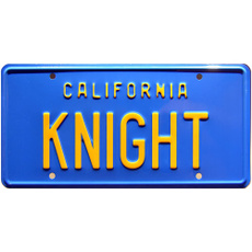 , Plates, stamped, license
