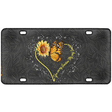 butterfly, Plates, licenseplate, for