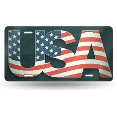 Plates, licenseplate, license, Usa