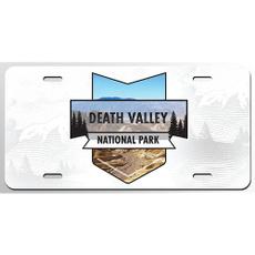 Plates, death, license, park