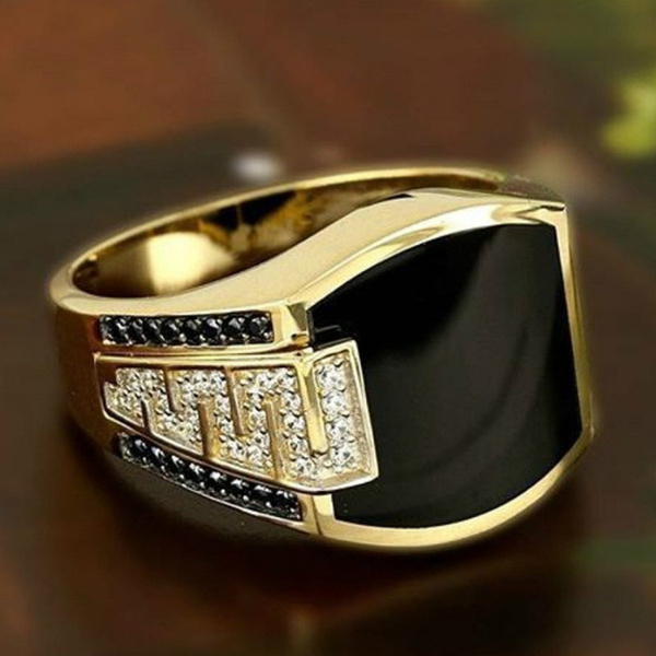 DIAMOND, Jewelry, Diamond Ring, titanium steel rings