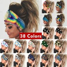 Head, Fashion, butterflyheadband, printheadband