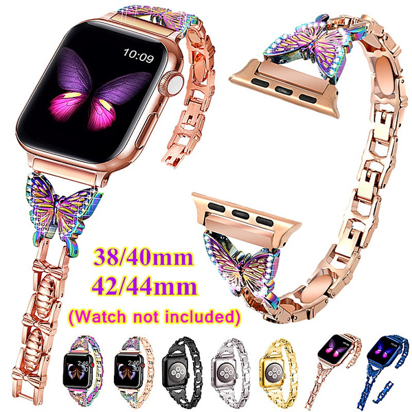 applewatchband40mm, butterfly, Apple, applewatchband38mm