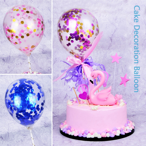 Mini, creativedecoration, birthdayballoon, colorfulballoon
