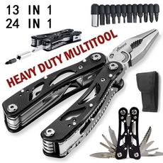 Steel, Outdoor, Multi Tool, camping