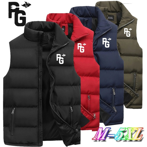 sleeveless, men coat, Fashion, Winter