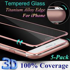 Protectores de pantalla, temperedgal, iphonex, Glass