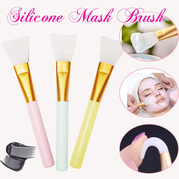 maskcream, Beauty, facialmaskbrush, Silicone