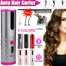automatic hair curler, Electric, Hair Curler Roller, electric hair curlers