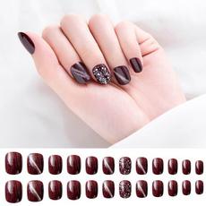 nail decoration, eye, Beauty, Nail Polish