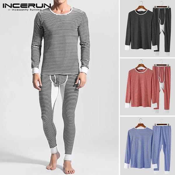 nightwear, Sleeve, Long Sleeve, menpajama
