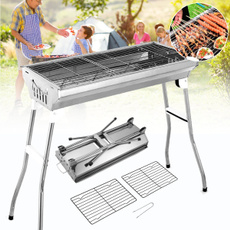 Grills & Smokers, Grill, Outdoor, Stainless Steel