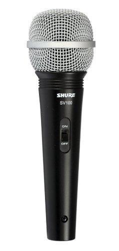 Microphone, black
