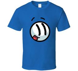 Funny, Head, Fashion, Cotton Shirt