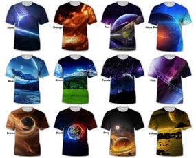 spaceplanet, Tops, short sleeves, Hip Hop