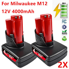 milwaukee48112402battery, milwaukee48112401battery, milwaukee48112411battery, Battery