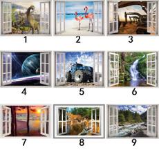 Wall Art, Home Decor, Stickers, Window Film
