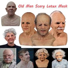 Funny, oldmanmask, Cosplay, Masks