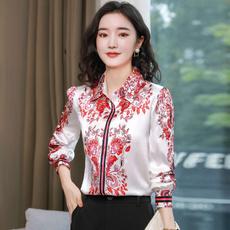 blouse, Korea fashion, Fashion, Sleeve