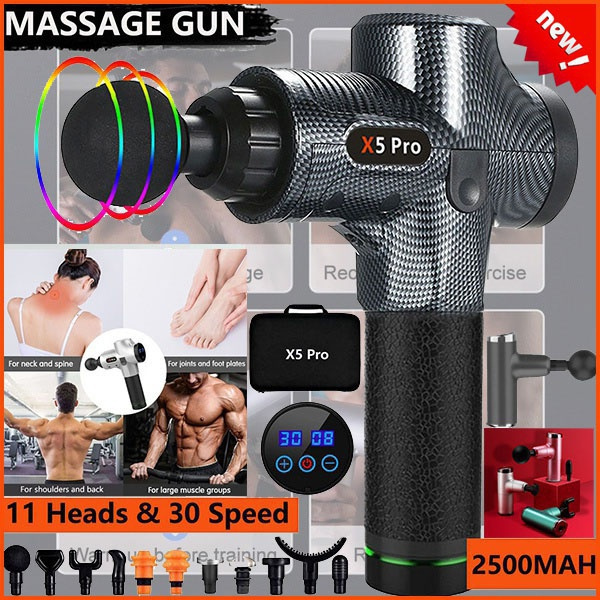 Mini, fasciagun, musclemassage, portable