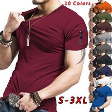 blouse, Fashion, Slim T-shirt, Sleeve
