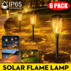 solartorchlight, Outdoor, Garden, Waterproof