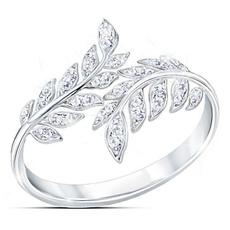 Beautiful, Sterling, DIAMOND, Gifts