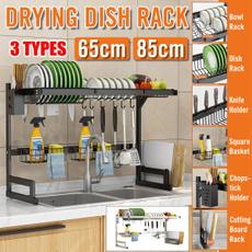 Steel, Kitchen & Dining, kitchenorganizer, Shelf
