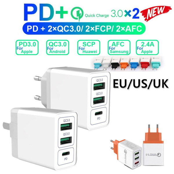 euplug, usbwallcharger, Tablets, Home & Living