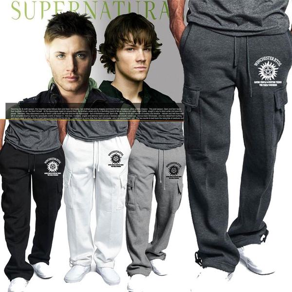 drawstringpant, trousers, sport pants, Men's Fashion