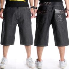 Plus Size, Waist, pants, Denim