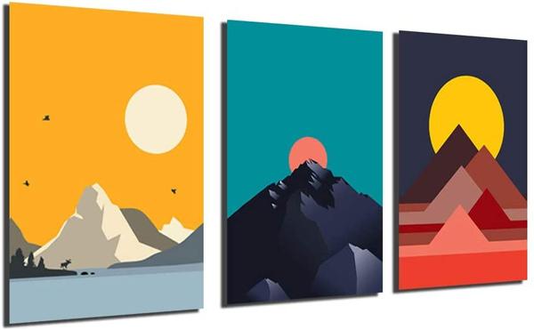 minimalist, Decor, art, Home Decor