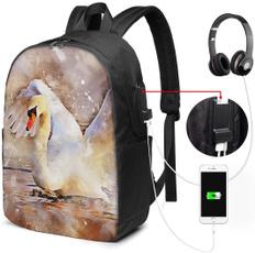 travel backpack, Backpacks, laptopschoolbag, withusbbag