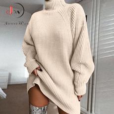 Autumn, Plus Size, sweater dress, Winter