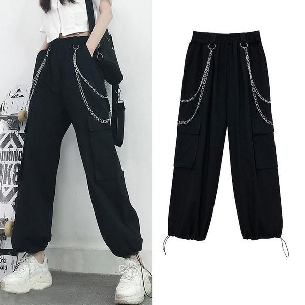 HiP, cargo, elastic waist, Waist