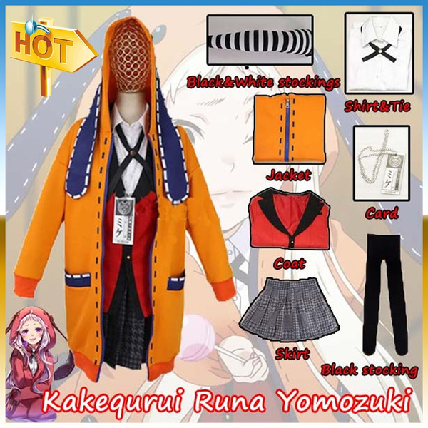 Fashion, Cosplay, kakeguruirunayomozuki, Coat
