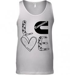 Heart, Vest, Plus Size, Love