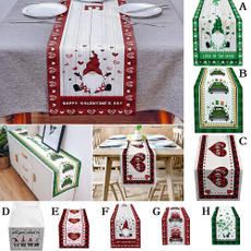 facelessgnome, Polyester, tableflag, Home Decor