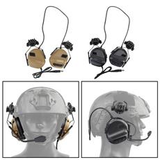 Headset, builtinmicrophonewaterproof, Hunting, rangeshootingaccessorie