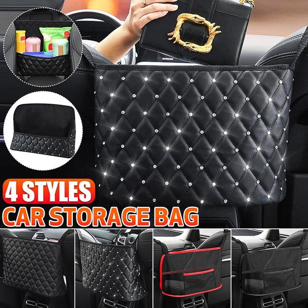 carbackholder, Pocket, DIAMOND, carstoragebag