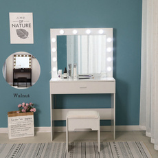 vanity, Makeup, dresser, Beauty