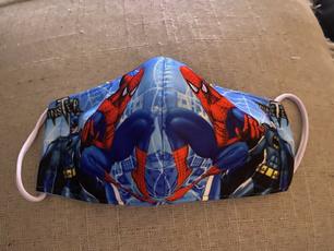 Blues, washable, Spiderman, Quality