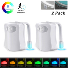 toilet, Bathroom Accessories, led, Home & Living