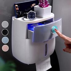 toiletpaperholder, Box, paperrollholder, Waterproof