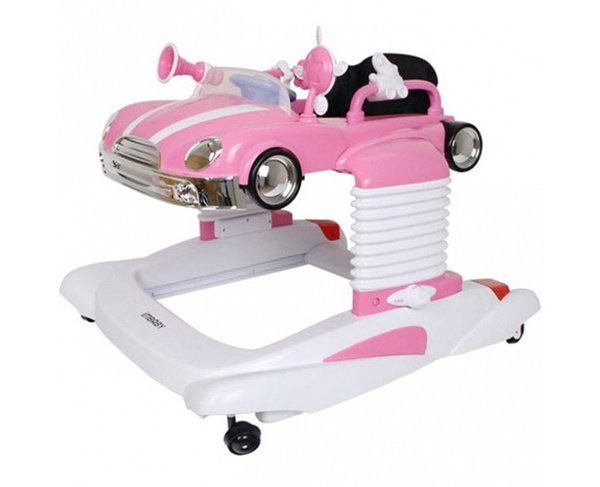 babywalker, pink, Cars