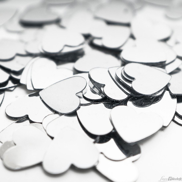 Heart, Jewelry, Silver hearts, Wedding